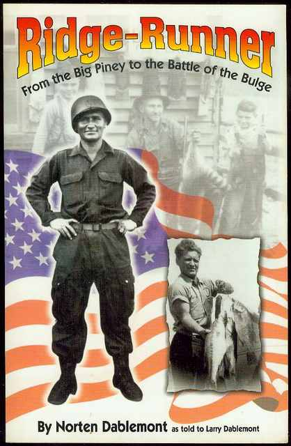 Image for Ridge-Runner: From the Big Piney to the Battle of the Bulge