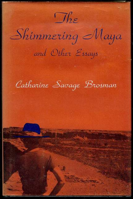 Image for The Shimmering Maya and Other Essays