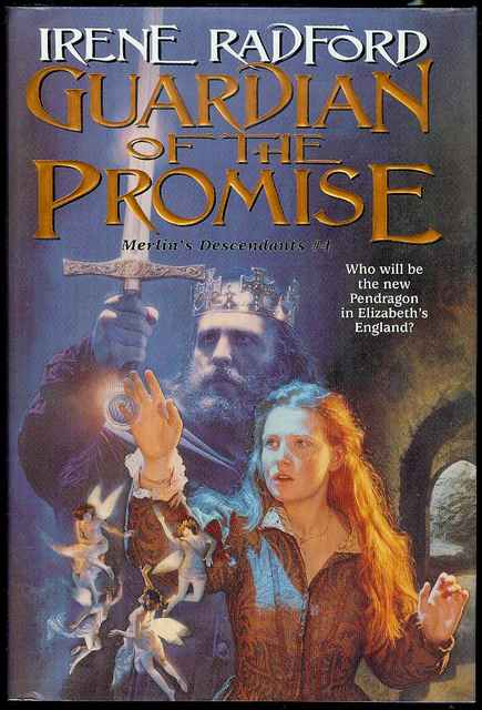 Image for Guardian of the Promise (Merlin's Descendants, #4)