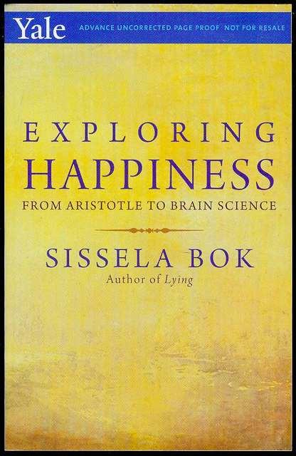 Image for Exploring Happiness: From Aristotle to Brain Science