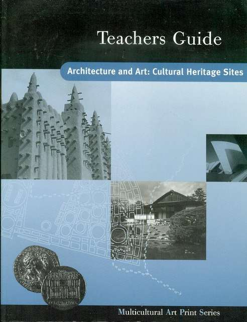 Image for Architecture and Art: Cultural Heritage Sites (Teachers Guide)