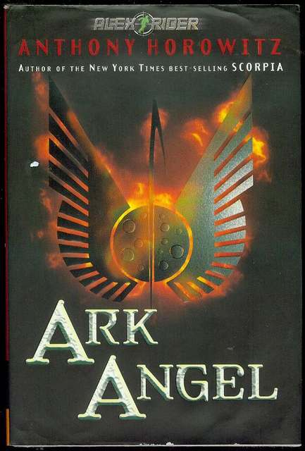 Image for Ark Angel