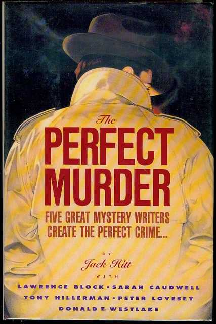 Image for The Perfect Murder: Five Great Mystery Writers Create the Perfect Crime