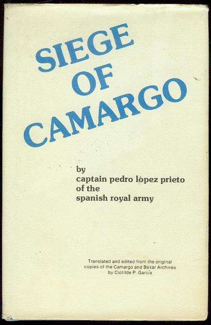 Image for Siege of Camargo