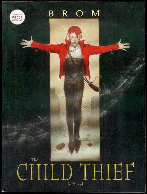 Image for The Child Thief