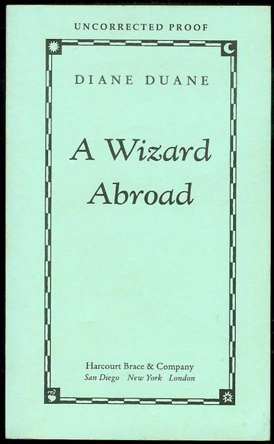 Image for A Wizard Abroad