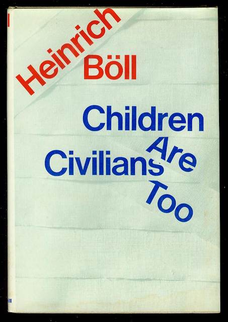 Image for Children are Civilians Too