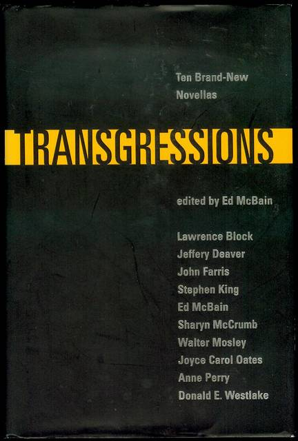 Image for Transgressions