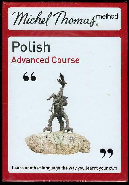 Image for Polish Advanced Course (Michel Thomas Method)