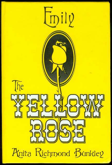 Image for Emily, The Yellow Rose: A Texas Legend