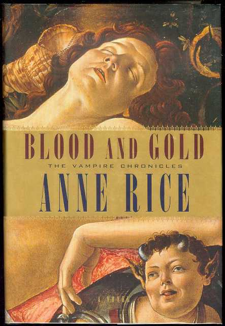 Image for Blood and Gold