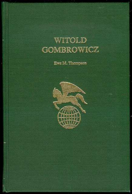 Image for Witold Gombrowicz