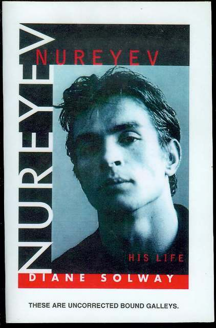 Image for Nureyev: His Life