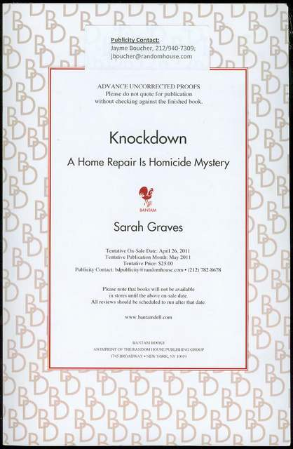 Image for Knockdown