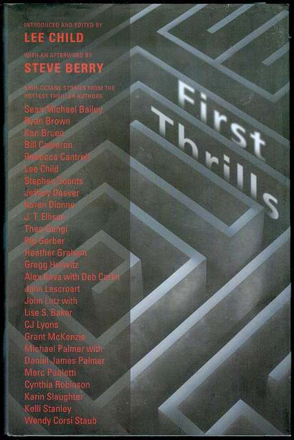 Image for First Thrills