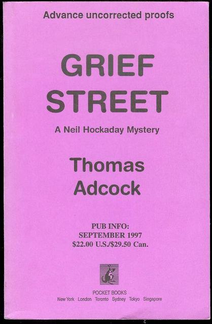 Image for Grief Street