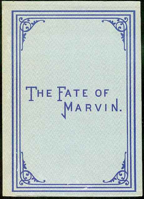 Image for The Fate of Marvin