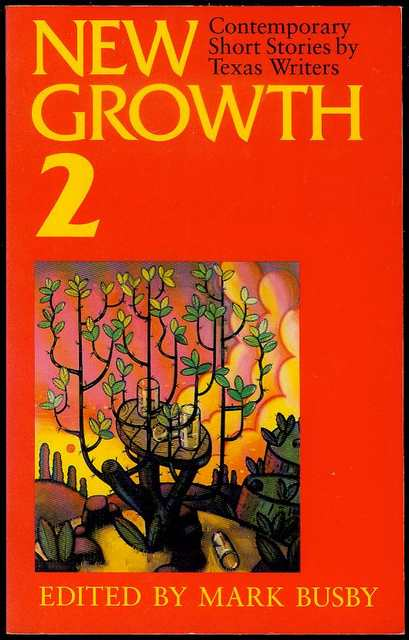 Image for New Growth/2: Contemporary Short Stories by Texas Writers