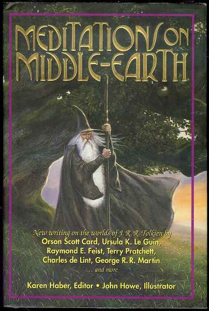 Image for Meditations on Middle Earth