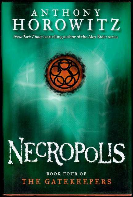 Image for Necropolis (The Gatekeepers, Book 4)