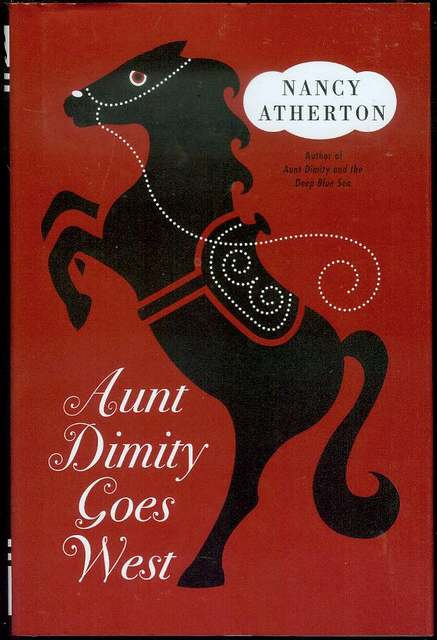 Image for Aunt Dimity Goes West