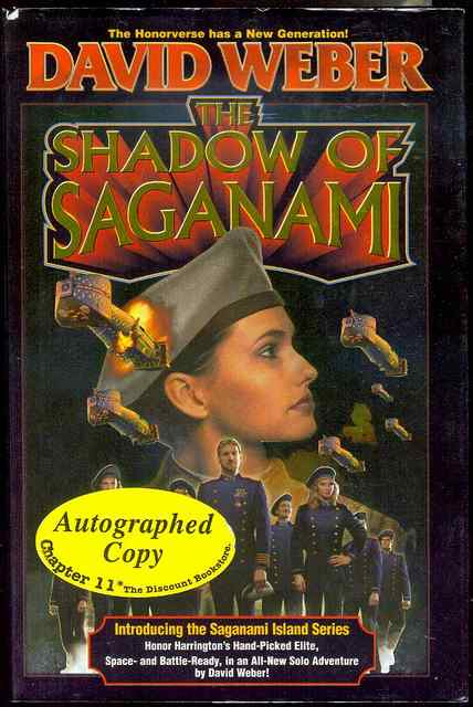 Image for The Shadow of Saganami