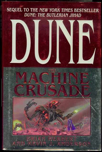 Image for Dune: The Machine Crusade