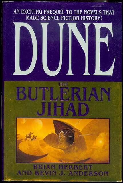 Image for Dune: The Butlerian Jihad