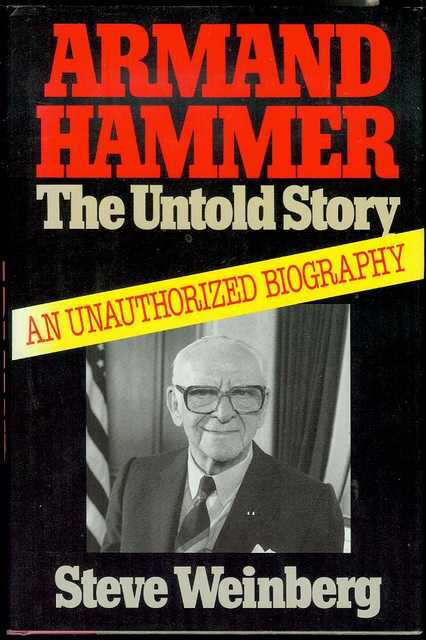 Image for Armand Hammer: The Untold Story