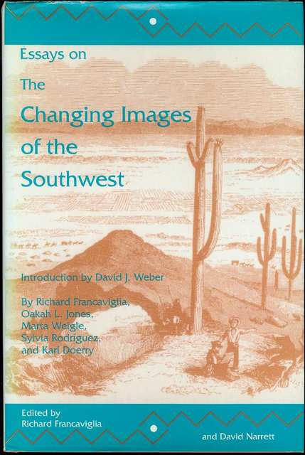 Image for Essays on The Changing Images of the Southwest