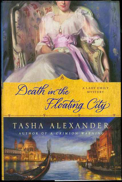Image for Death in the Floating City