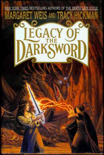 Image for Legacy of the Darksword