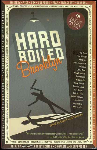 Image for Hard Boiled Brooklyn