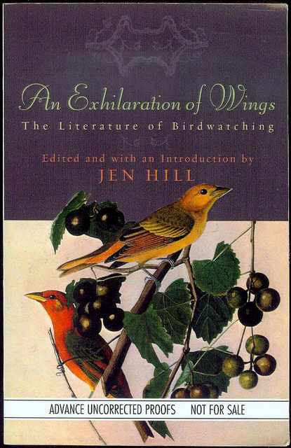 Image for An Exhilaration of Wings: The Literature of Birdwatching