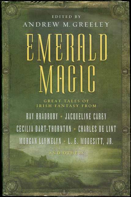 Image for Emerald Magic: Great Tales of Irish Fantasy