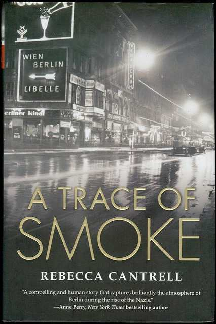 Image for A Trace of Smoke