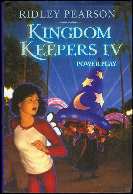Image for Kingdom Keepers IV: Power Play