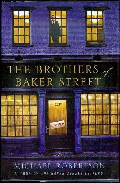 Image for The Brothers of Baker Street