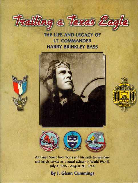 Image for Trailing a Texas Eagle: The Life and Legacy of Lt. Commander Harry Brinkley Bass