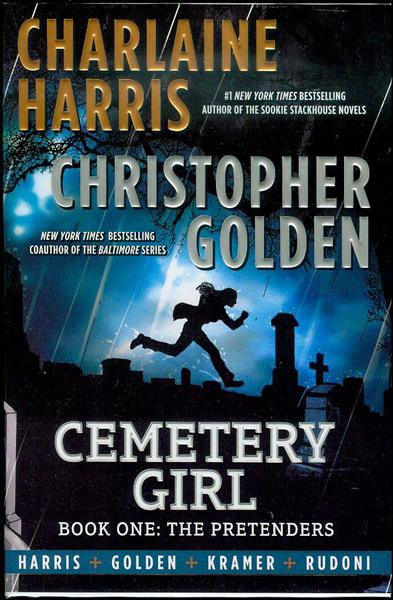 Image for Cemetery Girl: Book 1 - The Pretenders