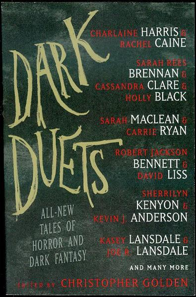 Image for Dark Duets: All-New Tales of Horror and Dark Fantasy