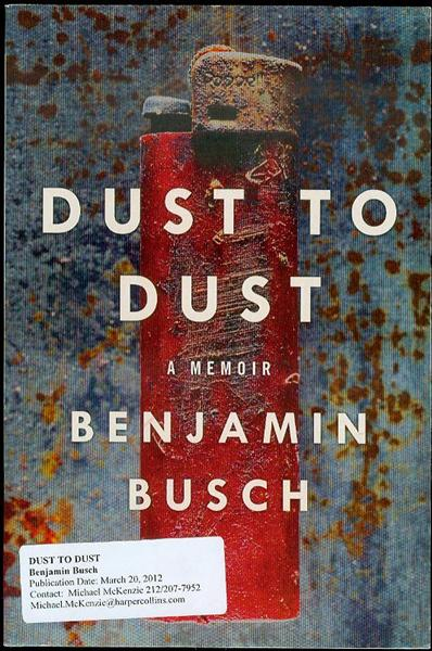 Image for Dust to Dust: A Memoir