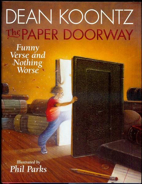 Image for The Paper Doorway: Funny Verse and Nothing Worse