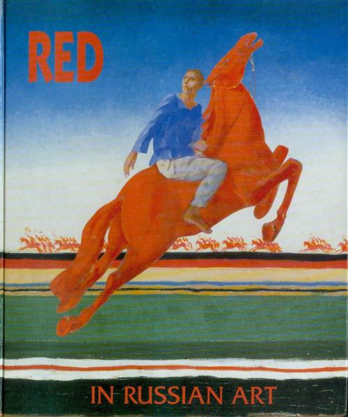 Image for RED in Russian Art