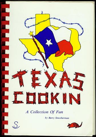 Image for Texas Cookin: A Collection of Fun
