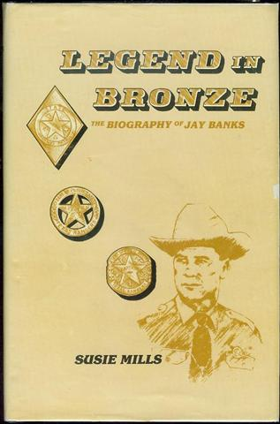 Image for Legend in Bronze: Biography of Jay Banks