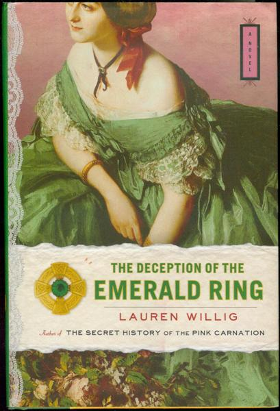 Image for The Deception of the Emerald Ring