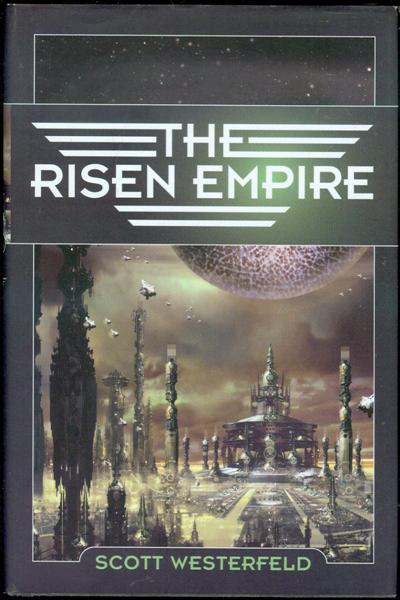 Image for The Risen Empire (Succession, Book 1)