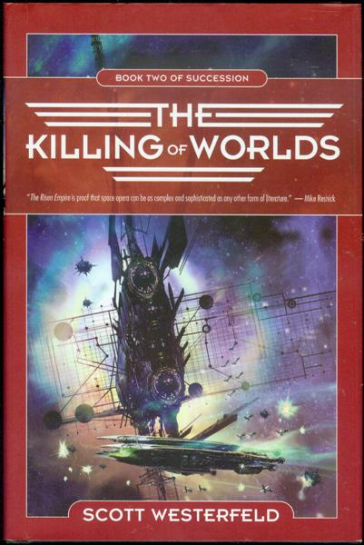 Image for The Killing of Worlds (Succession, Book 2)