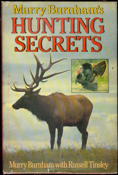 Image for Murry Burhnam's Hunting Secrets